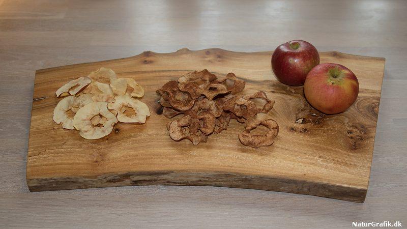 Æblechips